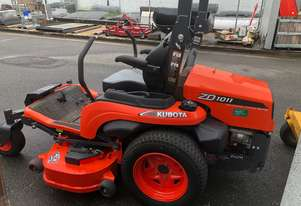 Kubota ZD1011 Zero Turn Mower - #504299