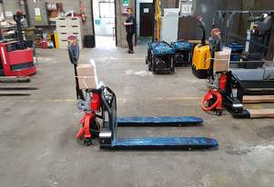 1500k/g Lithium Battery Pallet Trucks