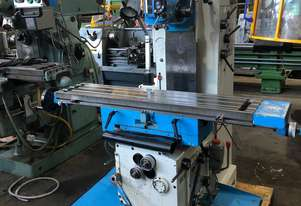 MILKO 35R MILLING MACHINE