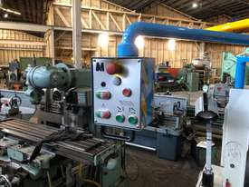 MILKO 35R MILLING MACHINE - picture4' - Click to enlarge