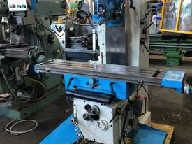 MILKO 35R MILLING MACHINE - picture0' - Click to enlarge
