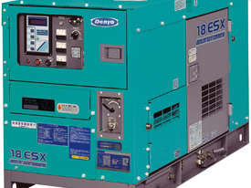 DENYO 25KVA Diesel Generator - 1 Phase - DCA-25SPX - picture2' - Click to enlarge