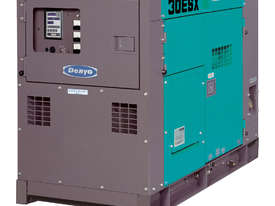 DENYO 25KVA Diesel Generator - 1 Phase - DCA-25SPX - picture3' - Click to enlarge