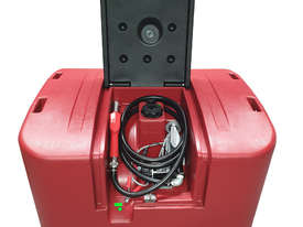 Piusi Poly Tank - 600L -50L/Min Baffled Tank - Australian Made - picture2' - Click to enlarge