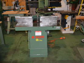 SCM sliding table spindle moulder - picture0' - Click to enlarge