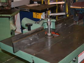 SCM sliding table spindle moulder - picture1' - Click to enlarge