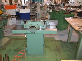 SCM sliding table spindle moulder - picture2' - Click to enlarge