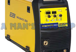 MULTI PROCESS INVERTER WELDER 250 AMP