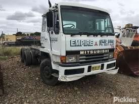 2001 Mitsubishi FV458 - picture0' - Click to enlarge