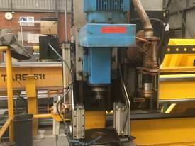 USED  CNC PLASMA WITH DRILL HEAD - picture0' - Click to enlarge