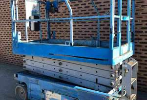 SCISSOR LIFT GENIE 26FT USED - GS2646