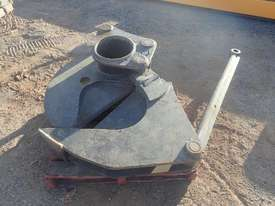 Wood Shear Attachment to Suit 30 Ton Excavator - picture0' - Click to enlarge