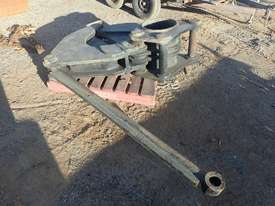 Wood Shear Attachment to Suit 30 Ton Excavator - picture2' - Click to enlarge