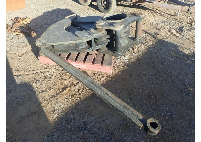 Wood Shear Attachment to Suit 30 Ton Excavator
