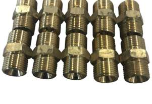 Cigweld Connection Coupling - 5/8 - 18UNF - Right Hand - WB34 - Pack of 10