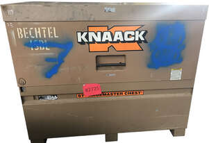 Knaack Site Toolbox Lockable Storagemaster Tool Chest  Model 90