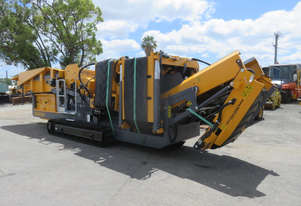 Barford SR124 Screening Crushing/Screening