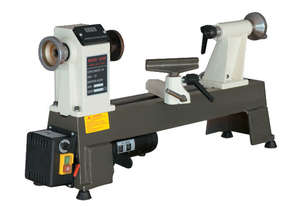 Mini 300mm Woodturning Economy Bench Lathe, Variable Speed MC1218VD by Oltre