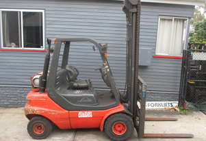 Linde 3 ton Side Shifting Fork Positioner, Cheap Used Forklift  #1518