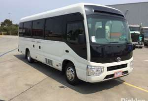 Toyota 2018   Coaster 70 Series
