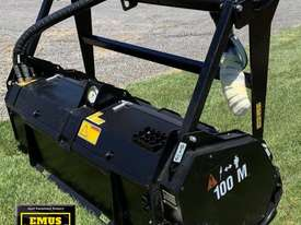 2018 CAT Skid Steer Mulcher, never used. E.M.U.S. AS189 - picture0' - Click to enlarge