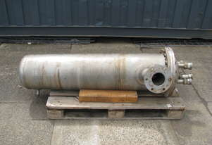 Stainless Steel U-Tube Heat Exchanger