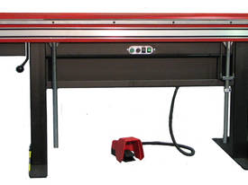 Magnabend 3200mm Magnetic Folder - 3 Blades Fitted - picture0' - Click to enlarge