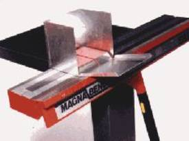 Magnabend 3200mm Magnetic Folder - 3 Blades Fitted - picture18' - Click to enlarge