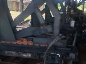 Gibson Power Feeder and Log Roller Bench - $ Make an Offer - picture0' - Click to enlarge