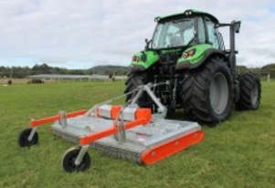 Howard EHD Slasher Hay/Forage Equip