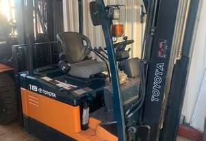 Toyota 7FBE18 - IDEAL WAREHOUSE MACHINE
