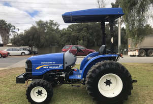 New Holland Workmaster 40 FWA/4WD Tractor