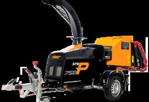Forst 6-inch capacity Wood Chipper