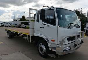 2012 MITSUBISHI FUSO FIGHTER FM600 - Tray Truck - Tail Lift