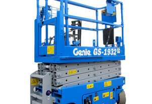 2013 GS1932 Electric Scissor Lift