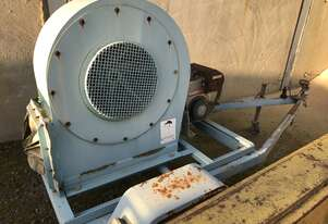 Kubota Sewer Ventilation Fan