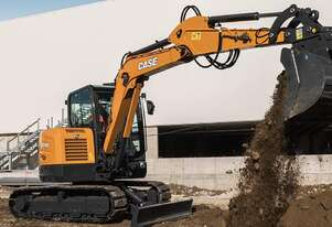 C-SERIES MINI-EXCAVATORS CX60C
