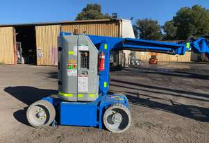 Genie Z30/20NRJ - 30ft Narrow Electric Knuckle Boom Lift