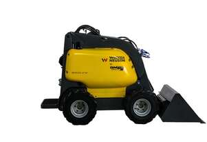New Wacker Neuson Dingo Mini Loader SM325-27W Diesel, Inc 4-1 Bucket