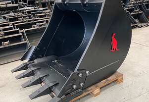 Roo Attachments 24-29 Tonne Trenching Bucket 1200mm