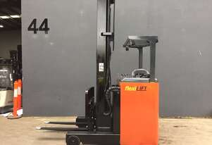 TOYOTA 6FBRE16 Electric Ride On Reach Truck Refurbished
