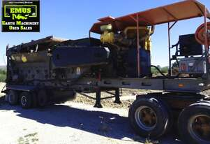 2007 Redback Grinder, one owner, 6,000hrs, E.M.U.S. MS667