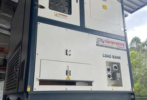 600kW load bank