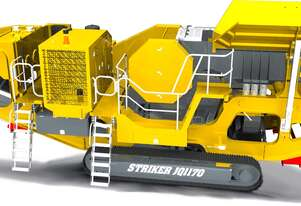 Striker   JQ1170 Jaw Crusher