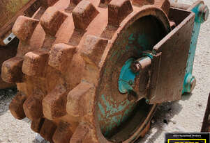 Compaction Wheel, suits around a 30tonner, E.M.U.S AS212