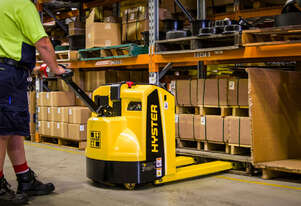 Hyster Electric Pallet Trucks Hire