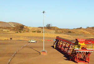 Portable and Fixed Mine Spec Light towers