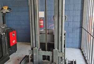Used Noblelift 1.6T 4.6M Electric Walkie Stacker