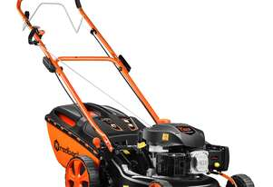 "Redback 200cc Push Mower - 18"" Cut"