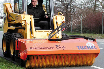 TUCHEL-SWEEP BIG Sweeper Attachment
